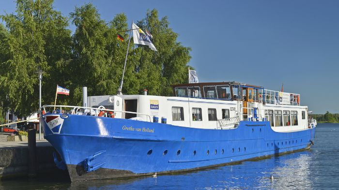 MS Gretha van Holland