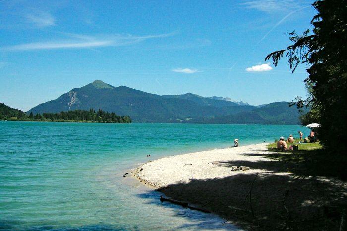 Reisebericht Veloreise Starnberger See