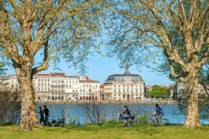ferien mit velo und schiff rund um bordeaux. Black Bedroom Furniture Sets. Home Design Ideas